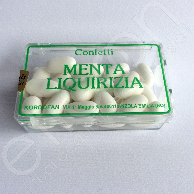 Kordofan Confetti Menta Liquirizia 30 Gr