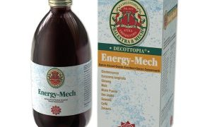 Tisanoreica Decottopia Energy Mech 500 Ml