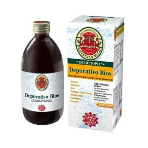 Tisanoreica Decottopia Depurativo Bios 500 ml