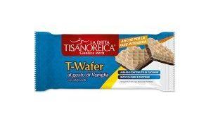 Tisanoreica Vita T-Wafer Intensiva Al Gusto Di Vaniglia