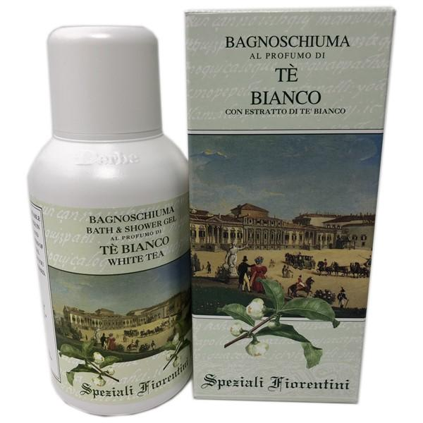 Derbe Speziali Fiorentini Bagnoschiuma The Bianco 250 ml