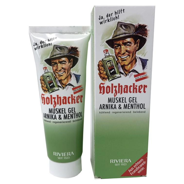 Holzhacker Gel Franzbranntwein 75 ml
