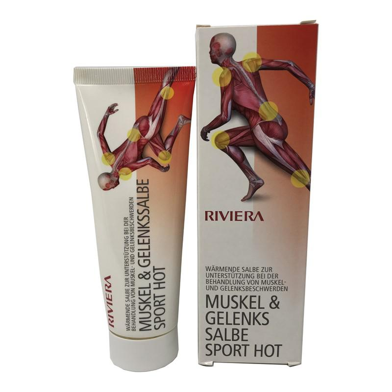 Riviera Sporthotcream 75 ml