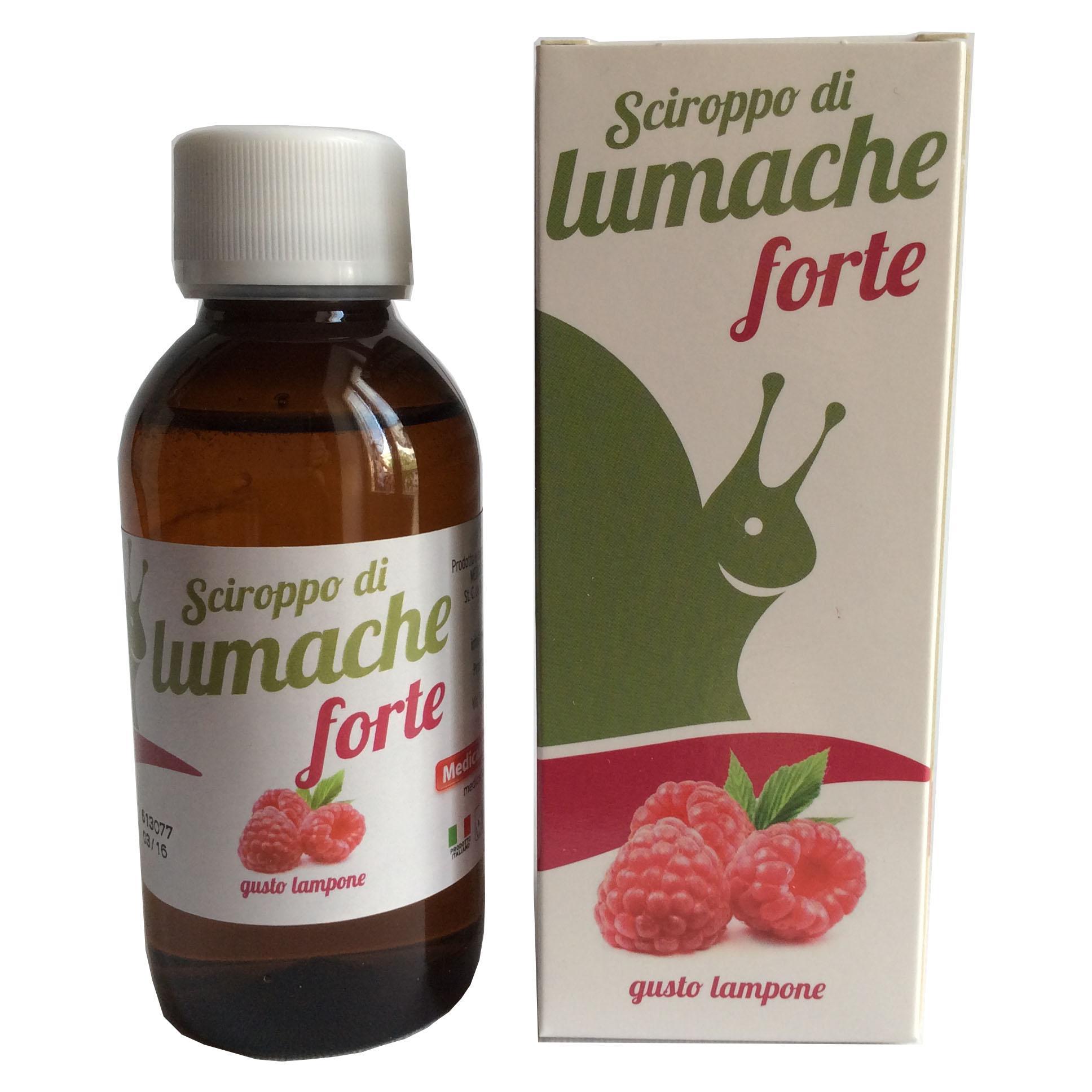 Medicalfarm Italia Estratto Di Lumache Forte Lampone