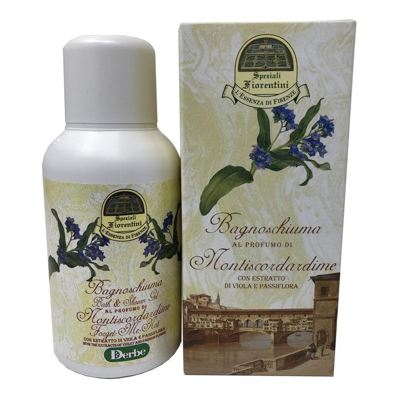 Derbe Speziali Fiorentini Bagnoschiuma Nontiscordardime 250 ml