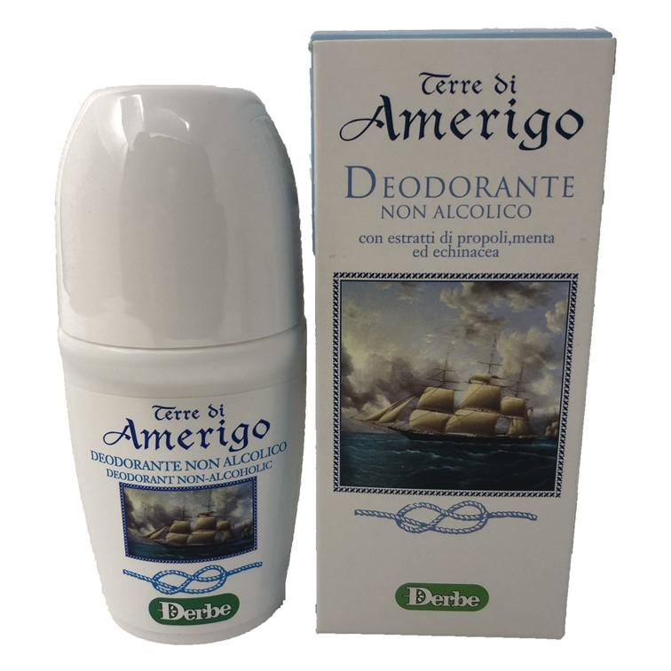 Derbe Terre Di Amerigo Deodorante Roll On 50 ml