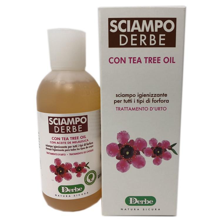 Derbe Vitanova Shampoo Igienizzante Antiforfora 200 ml