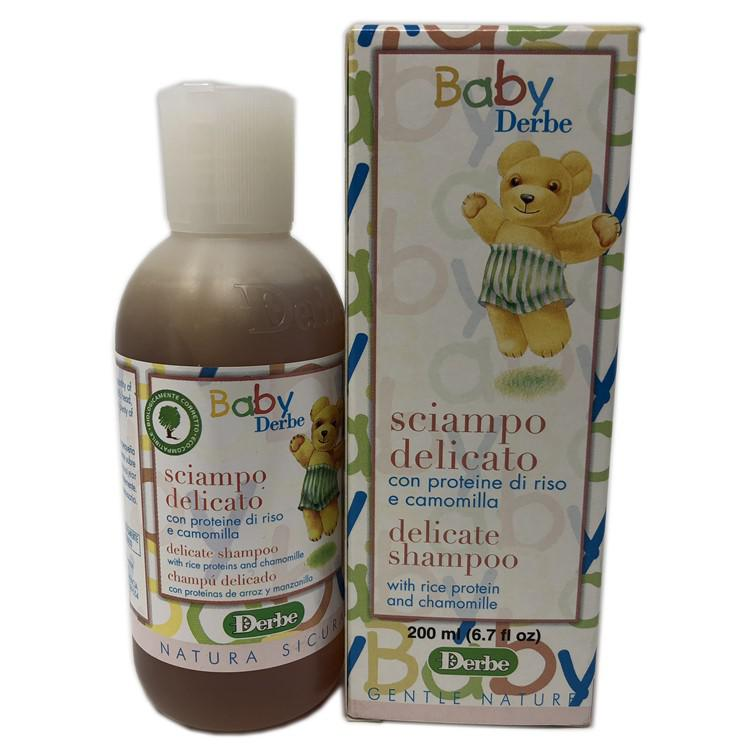 Derbe Seres Baby Shampoo 200 ml