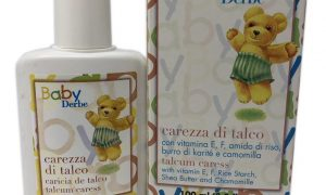Derbe Seres Baby Carezza Di Talco 100 ml