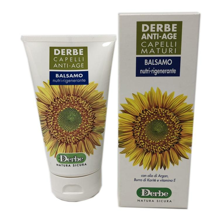 Derbe Balsamo Capelli Maturi Anti-Age 125 ml