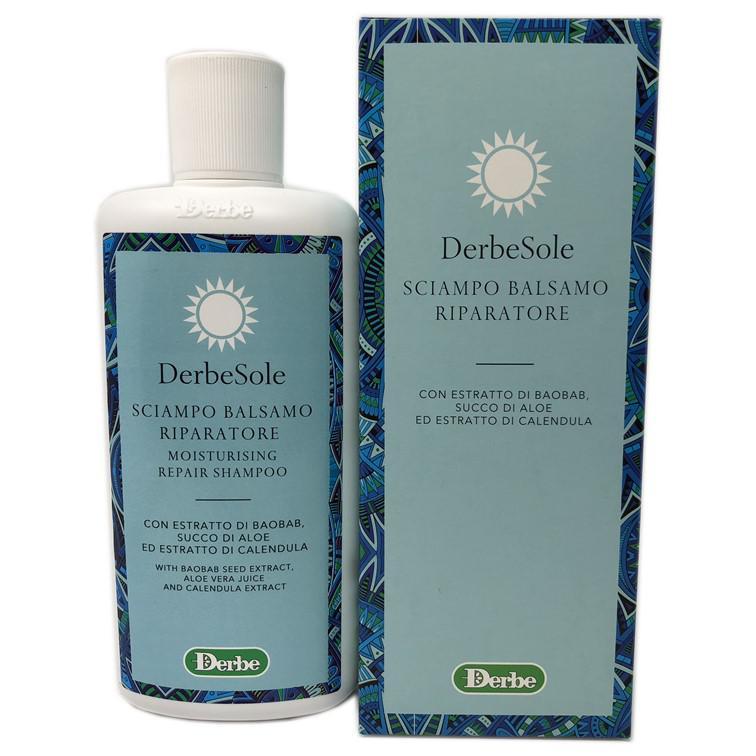 Derbe Shampoo Balsamo Riparatore Derbesole 200 ml