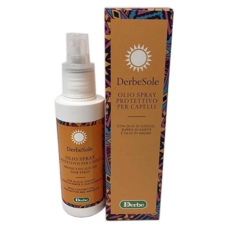 Derbe Olio Spray Protettivo Per Capelli  Derbesole 125 ml