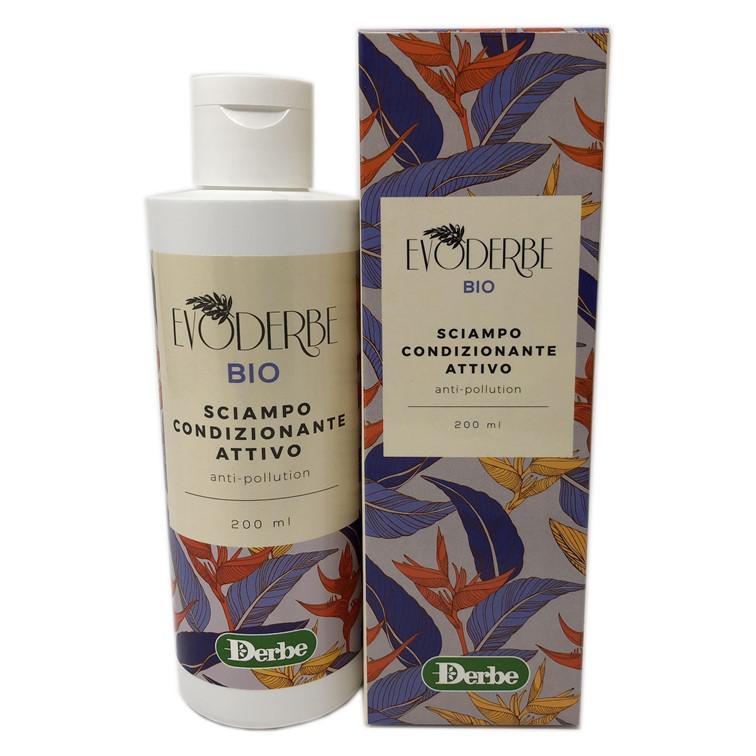 Derbe Evoderbe Shampoo Condizionante 200 ml