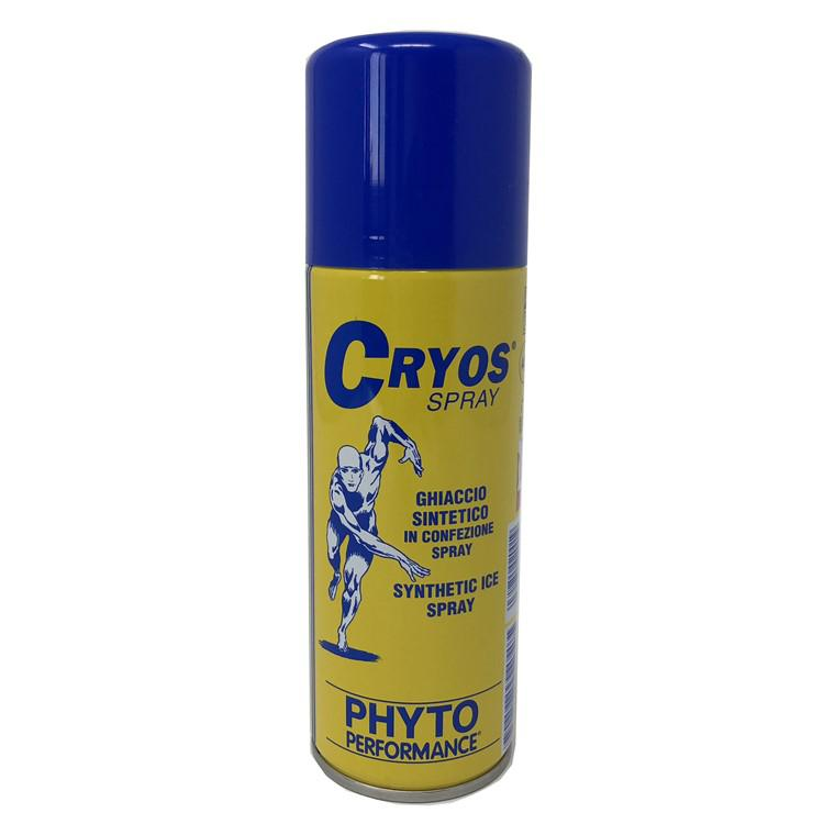 Cryos Spray Ghiaccio 200 Ml