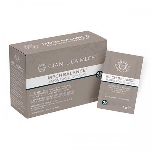 Gianluca Mech Balance Magnesio e Potassio 20 Bs