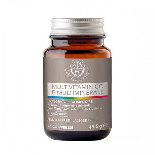 Gianluca Mech Multivitaminico e Multiminerale 45 Cpr