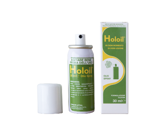 Holoil Spray Formula Oleosa 30 ml