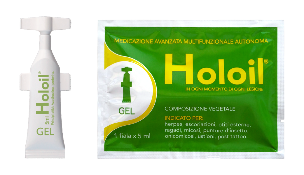 Holoil Fiala Gel 5 ml